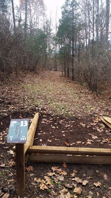 Moneta Disc Golf Course