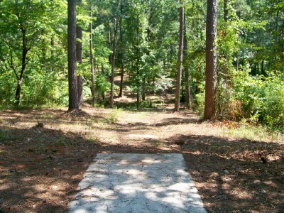 Flat Rock Park Disc Golf Course