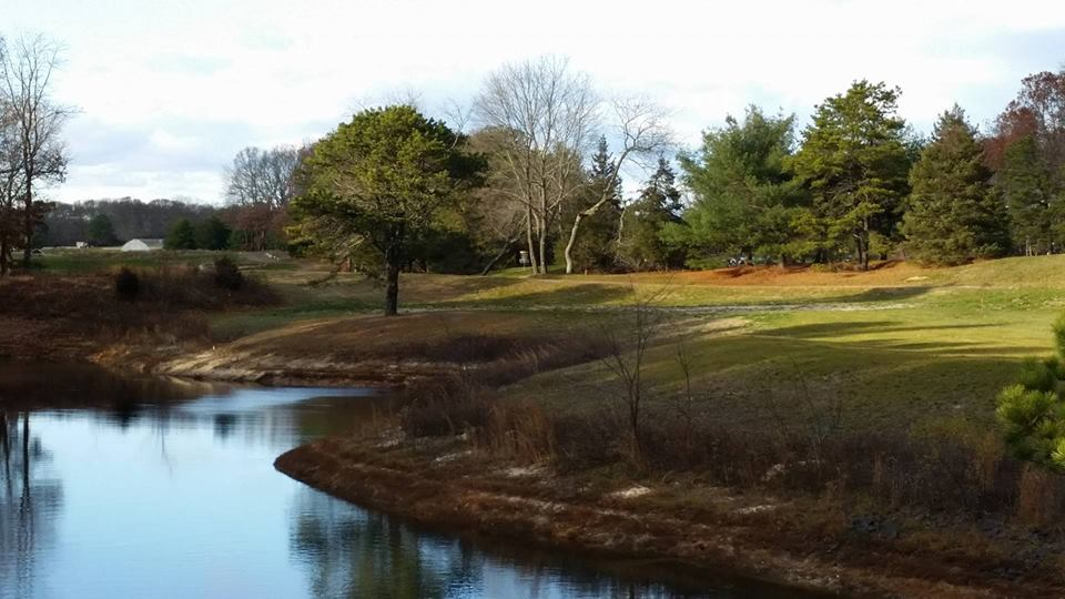 Calverton Disc Golf