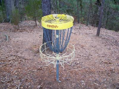 Stephens County/Rose Lane Disc Golf Course