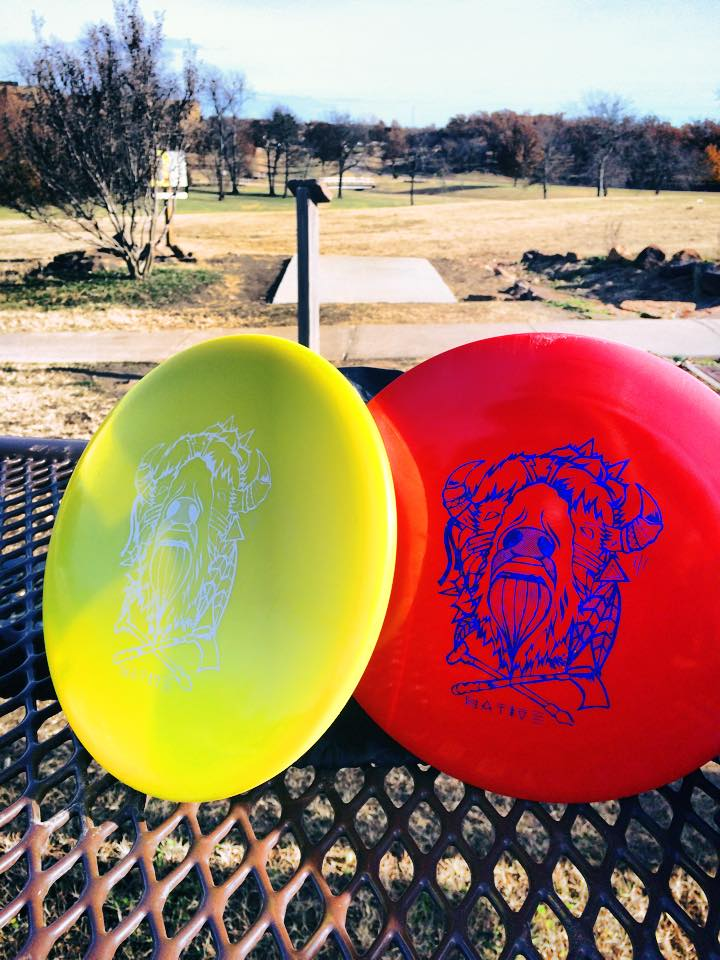 Buffalo Run Pro Disc Golf Course