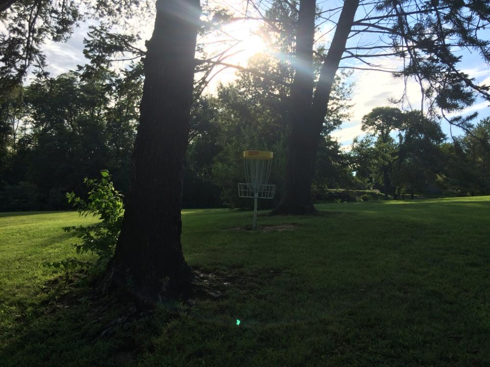 Sunset Hills Disc Golf Course