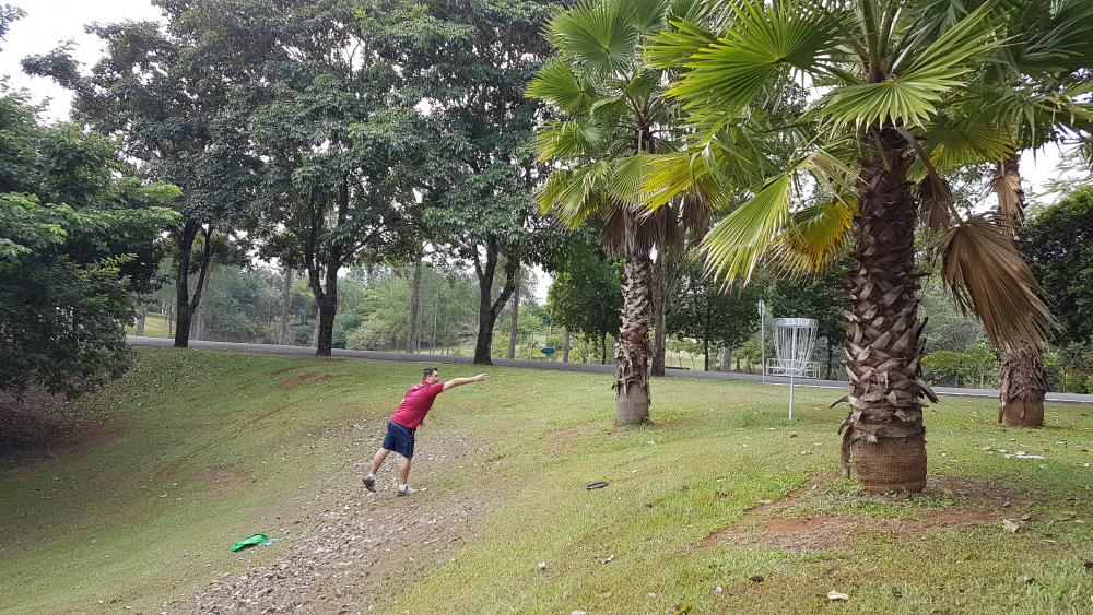 Colinas do Piracicaba Disc Golf - Brazil
