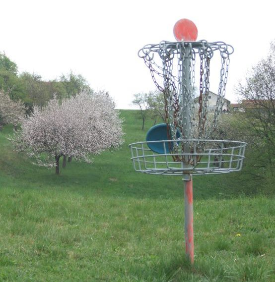 Martinuševec Disc Golf Course