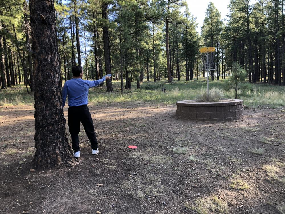Fort Tuthill Disc Golf Course