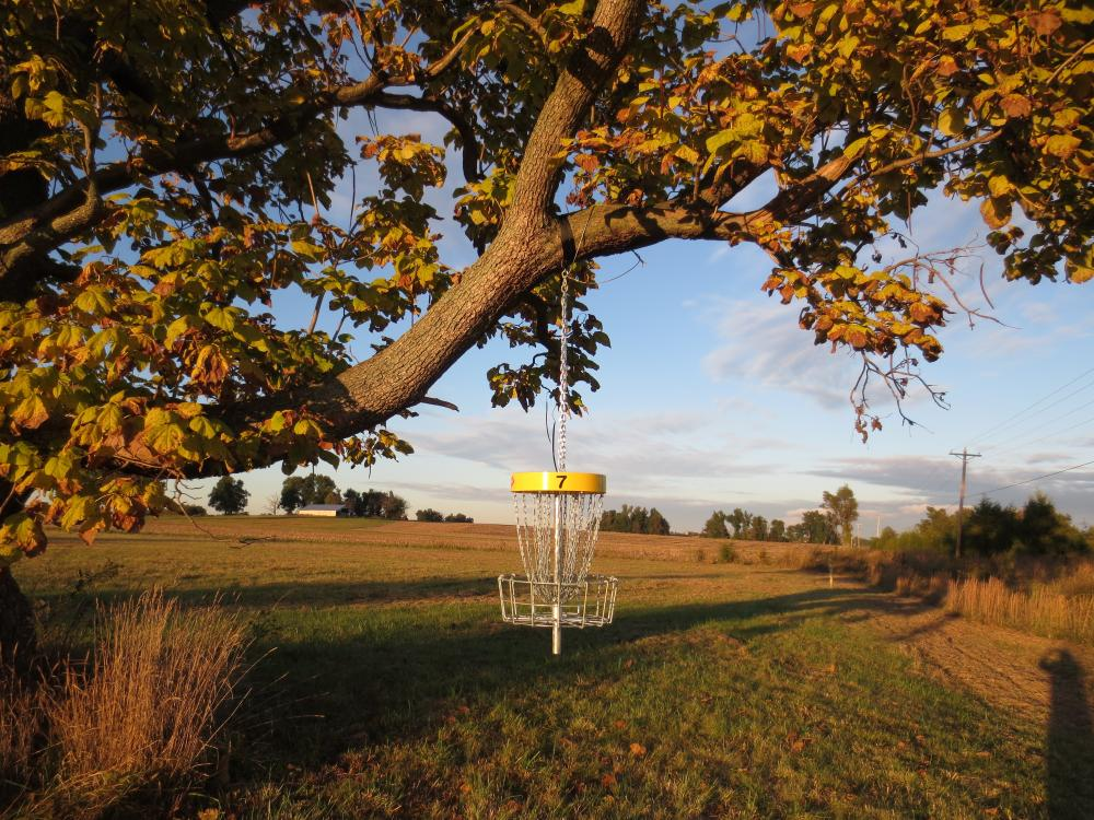 Lion's Club Disc Golf Course