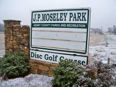 J.P. Moseley Park