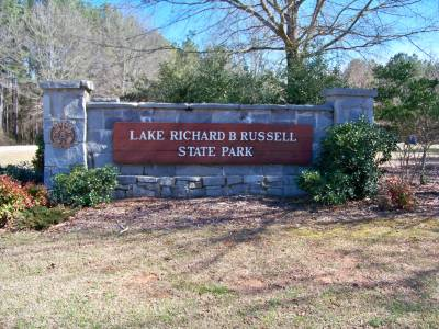 Lake Russell State Park