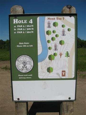 Rocklin Disc Golf Course at Johnson Springview Park