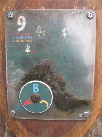 Golden Gate Park Disc Golf Course