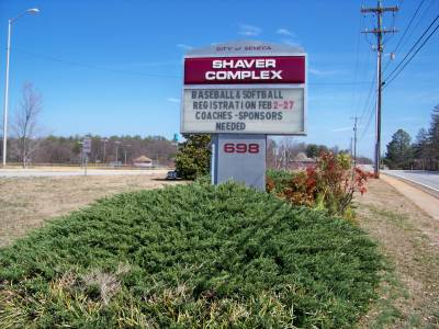 Shaver Recreation Center - Original