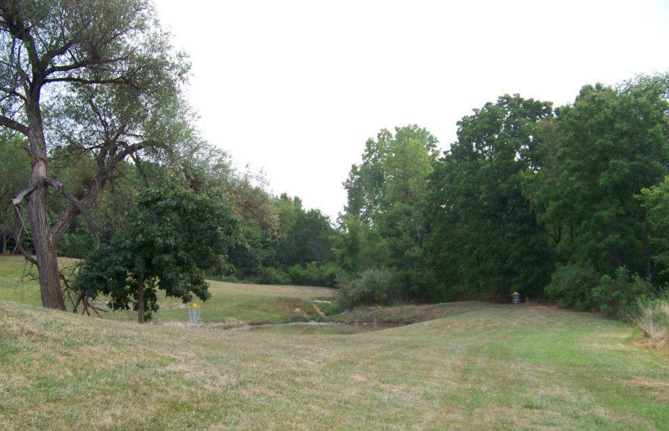 Springwood Camp Club Disc Golf Course