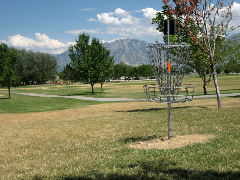Valley Regional Park Disc Golf Course