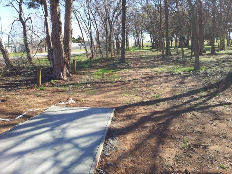 Noble Disc Golf Course