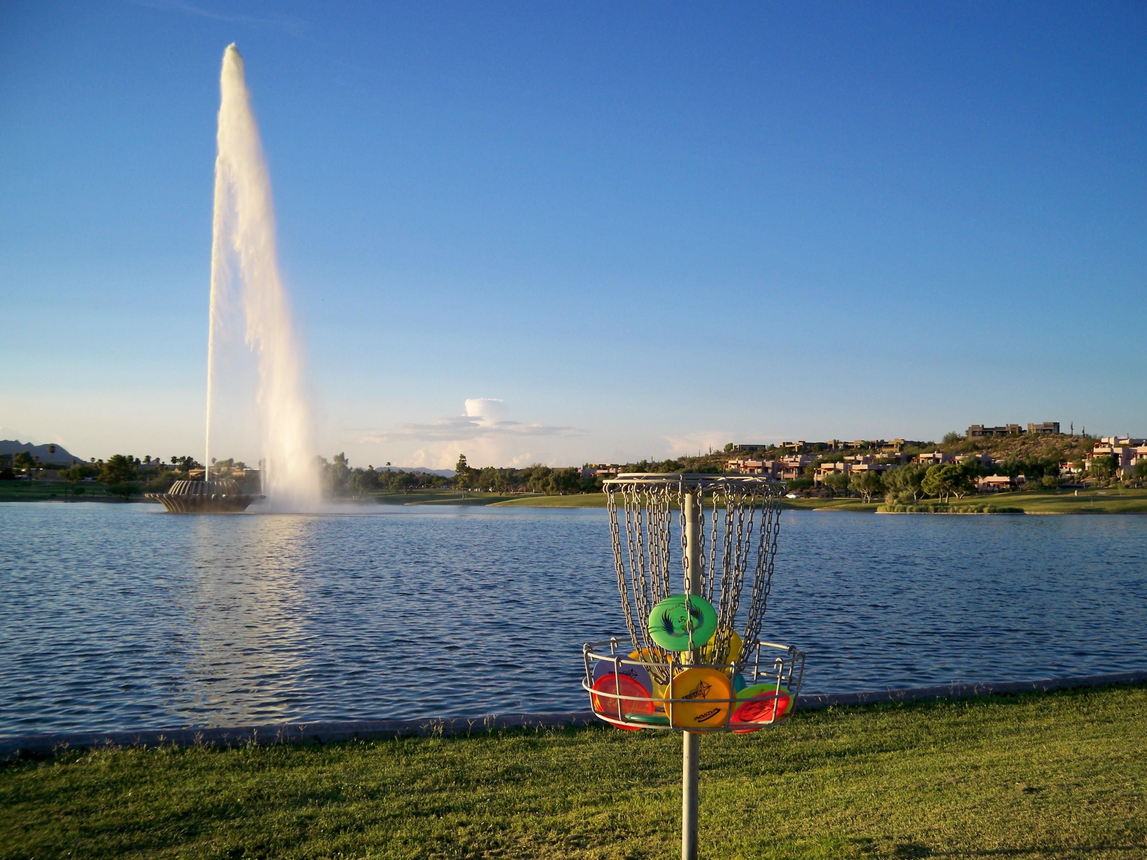 Fountain Hills Disc Golf Course