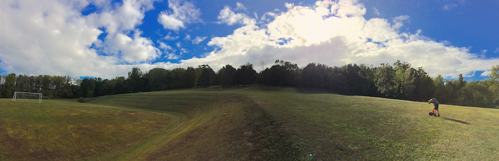 Woodsboro Park Disc Golf Course