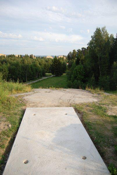 Sticksjö Disc Golf Course