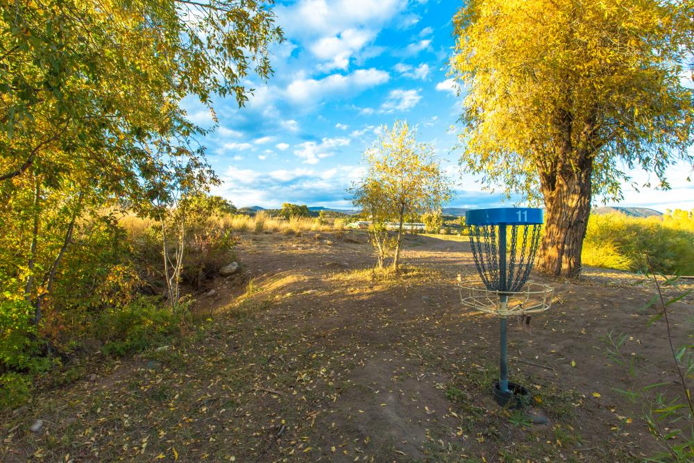 Hole in the Sky Disc Golf Course