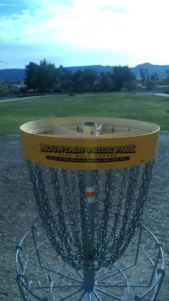 Mountain Pride Disc Golf