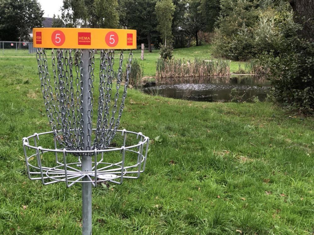 Hoogeveen Disc Golf Course at Steenbergerpark