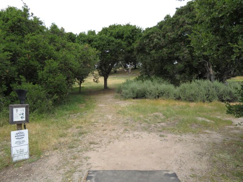 Ryan Ranch Disc Golf Course