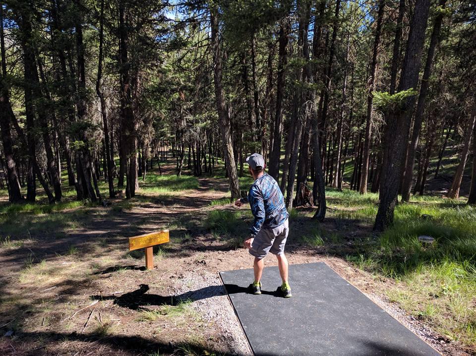 Sky Ranch Disc Golf Course